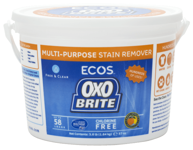 OxoBrite® Multi-Purpose Stain Remover - Free & Clear - Image