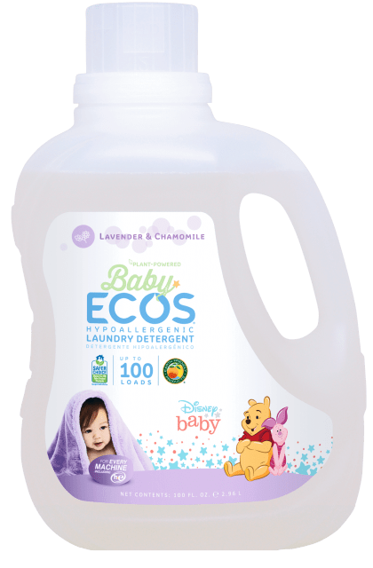 Hypoallergenic Baby Laundry Detergent - Lavender Chamomile - Image